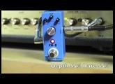 Eno Chorus CH-2 (Boss CH-2 Clone) Guitar Pedal Demo Video TC-51