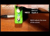 Mooer Mod Factory pedal DEMO