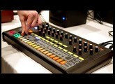 Behringer RD-808 Drum Machine (808 Clone) At Knobcon 2018