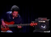 Hartke TX300 Bass Amplifier Overview and Demo with James Genus