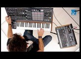 Arturia MatrixBrute Analog Synthesizer Video Test