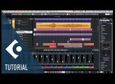 The New User Interface | Walkthrough of the New Features in Cubase 10