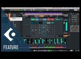 Redesigned Channel Strip | New Features in Cubase 10
