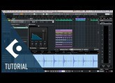 New Audio Functionalities | Walkthrough of the New Features in Cubase 10
