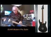 Test : guitare SUHR Modern Satin