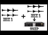 Technique de mastering: La compression parallèle - LaMachineAMixer.com