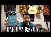 MXR M-88 Bass Octave Pedal Tanıtımı / Demo