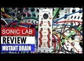 Sonic LAB - Hex Inverter Mutant Brain MIDI Converter Eurorack Module
