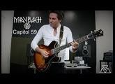 Maybach Capitol 59 Guitar Demo