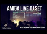 Live Dj set using Commodore Amiga - Dj Formula