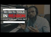 Essential Tools I Use In Propellerhead Reason 10.2 | My Must Haves