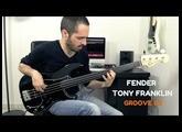 Fender Tony Franklin Fretless