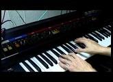 Roland Juno-6 (1982) arpeggio demo + Roland TR-626