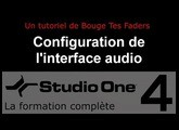 Formation Studio One 4 - B03: Configuration de l'interface audio