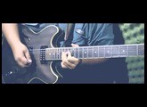 Ibanez Artcore AS53 Semi-Hollow Electric Guitar test jam