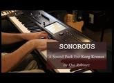 Korg Kronos - Qui Robinez Sonorous Sound Set