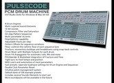 PulseCode - PCM Drum Machine