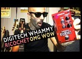 Digitech Whammy Ricochet Unboxing Bass  Demo | Amazing Wow Funbox
