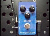 Vintage Fuzz II (BC 208 model) Demo