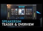 SpeakerSim Plugin - Teaser & Overview Video