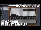 Stylophone Free VST Sampler Overview