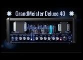 Hughes & Kettner : le nouvel ampli à lampes GrandMeister Deluxe 40 (vidéo de la boite noire)