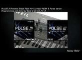 Pulse 3 Demo Kurzweil PC3K & Forte