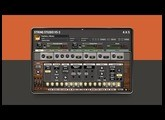 Introducing String Studio VS-3 string oscillator synthesizer plug-in—VST AU AAX NKS