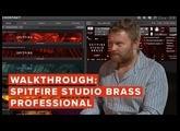 Walkthrough — Spitfire Studio Brass Professional