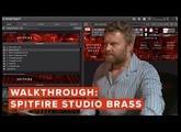 Walkthrough — Spitfire Studio Brass