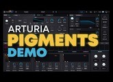 NEW Arturia Pigments wavetable synth demo & sounds