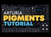NEW Arturia Pigments wavetable synth tutorial & overview