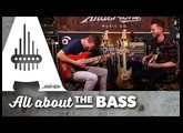 Introduction to Sire Marcus Miller Basses! - First Look