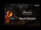 SONUSCORE - Lyrical Violin Phrases | Walkthrough