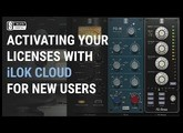 iLok Cloud - Activating Your Licenses for New Users