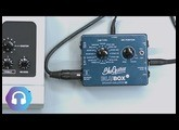BluGuitar BluBox Speaker Emulator - Presented by Thomas Blug!