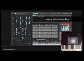 connect a Keyboard to Chord-O-Mat 3