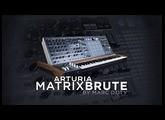 The Arturia MatrixBrute- Part 20- Left-Hand Performance Controls