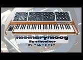 01-The Moog Memorymoog-Part 1: Oscillators