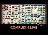 LIVE | Complex-1 Modular Synth | Reason 10 (Mod Bap)