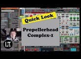 Propellerhead Complex-1 quick look