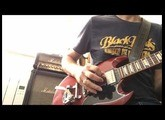 Gibson SG Standard VOS with bigsby