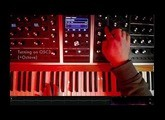 Moog One - Use Those Voices!