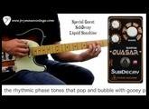 Subdecay Quasar Quantum Phaser