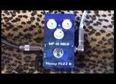 Doc Music Station MP 41 MKII Germanium Tone Bender Fuzz pedal demo