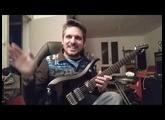 Opening direct live : guitare électrique SubZero Generation