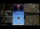Fuzz No8 by Mojo Gear Fx #octave&fuzz