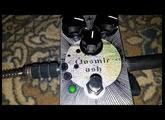Cosmic Ash by Mojo Gear Fx Sam Ash/ Astro Fuzz based