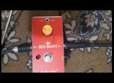 Red Boost by Mojo Gear Fx / #treblebooster