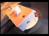 Orange Compressor by Mojo Gear based on the original Dan Armstron's Orange Squeezer